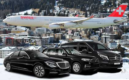 Airport Transfer Davos